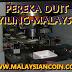 Pereka duit syiling edaran Malaysia
