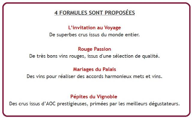 formules box vitibox