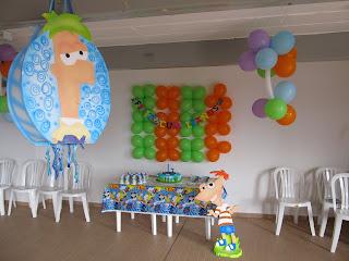 PHINEAS AND FERB 1 FIESTAS INFANTILES Y RECREACIONISTAS MEDELLIN
