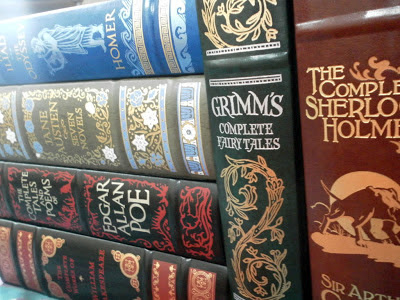 Barnes & Noble Leatherbound Classic Collection