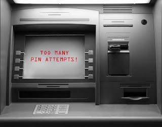 ATM PIN Decline