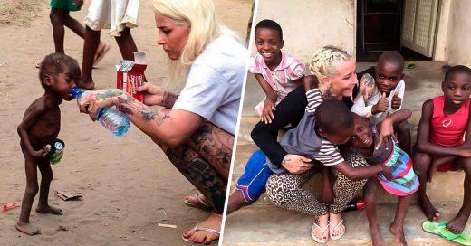Una mujer danesa, la Persona más Inspiradora de 2016