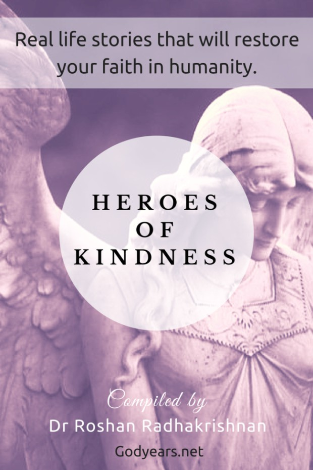 Heroes of Kindness - 2018 Edition