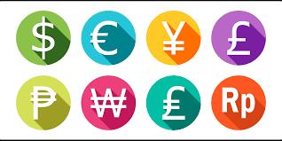 Euro ve Dolar İşareti