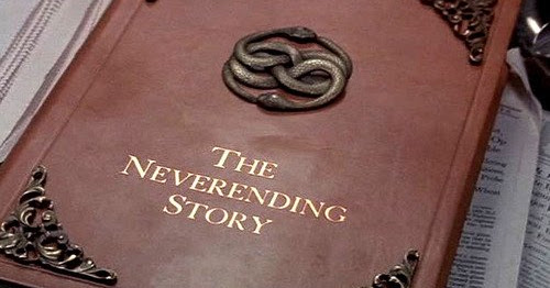 Reading Period 25: May 5 - 11: The Neverending Story