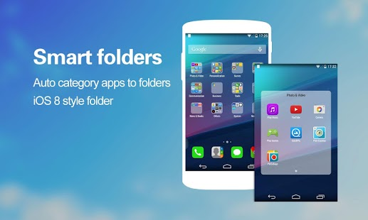 Best iphone launcher for android apk download