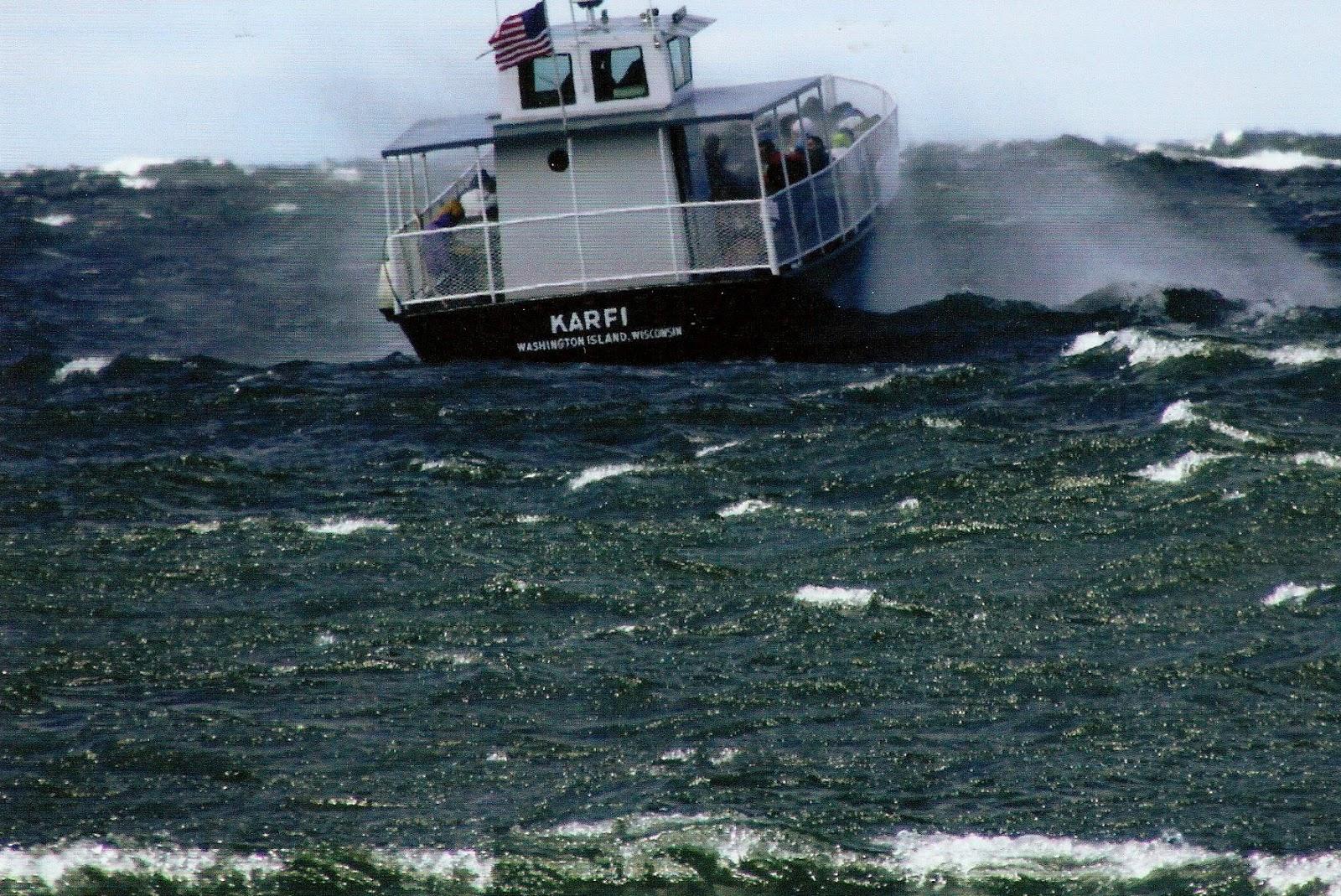 FERRY CABIN NEWS: ROCK ISLAND FERRY