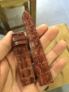 Dây da cá sấu gai lưng 01