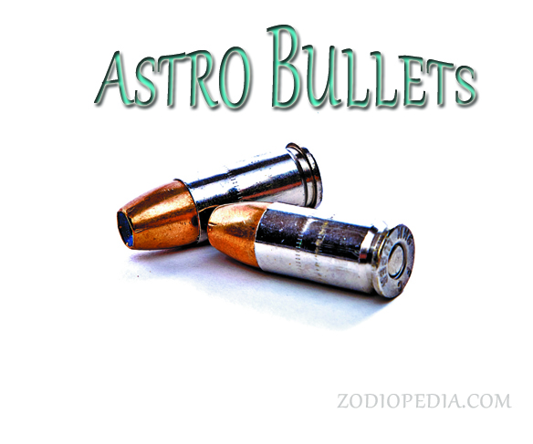 Astro Bullets Part - 1 - Encyclopedia of Astrology - Zodiopedia