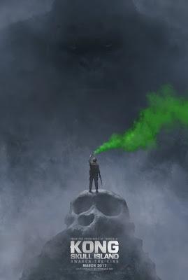 Rekomendasi Film Fiksi Ilmiah Terbaru kong skull island