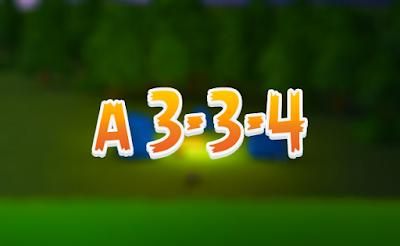 المدرب الافضل الخطة المضادة ل4-3-3 A