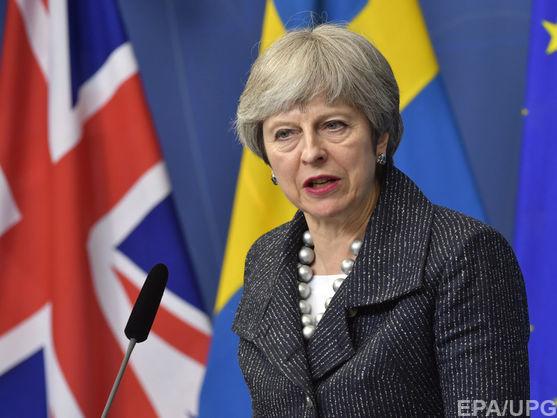 Мей пояснила, чому Британія впевнена в причетності Росії до отруєння Скрипаля