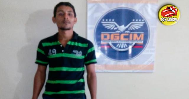 Un detenido mató a un agente de la DGCIM en Cojedes y se fugó del comando