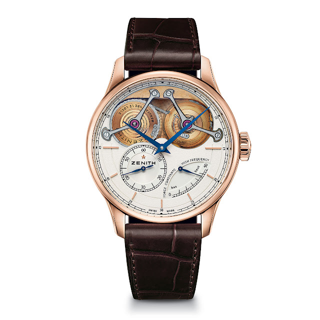 Zenith Academy Georges Favre-Jacot Mechanical Watch
