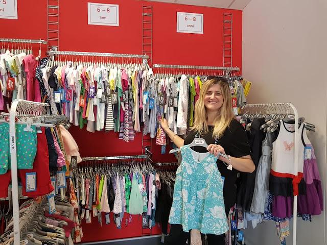 Come risparmiare sull'acquisto di abbigliamento e prodotti per bambini da Baby Bazar