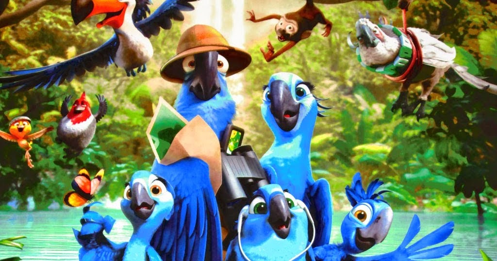 Watch Rio 2 2014 Full Movie Online For Free English -9293