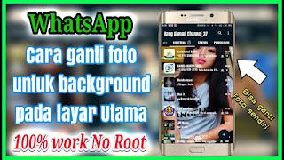 Whatsapp adalah aplikasi yang sangat banyak digunakan oleh masyarakat modern untuk melaku Cara Setting Gb Whatsapp Yang Harus Diketahui