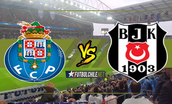 Porto vs Besiktas