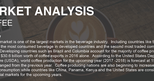 an analysis of the beer industry capital Capital requirements: the beer industry is capital intensive as process of brewing beer requires high fixed costs to establish manufacturing facilities it also requires large spending on branding and promotion.