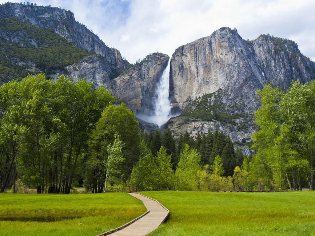 Yosemite Falls Wallpapers – wallpaper202