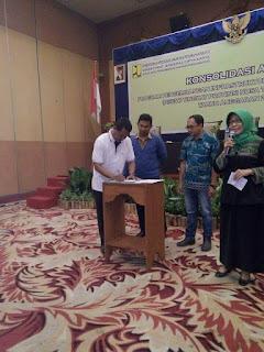 Meski Dipangkas, Tiga Kecamatan di Kabupaten Bima Dapat Kucuran Dana PISEW