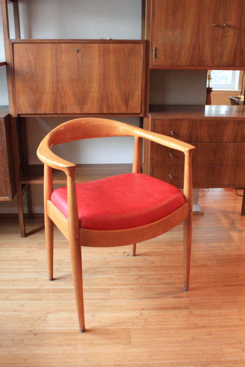 MidCentury Midwest The Chair
