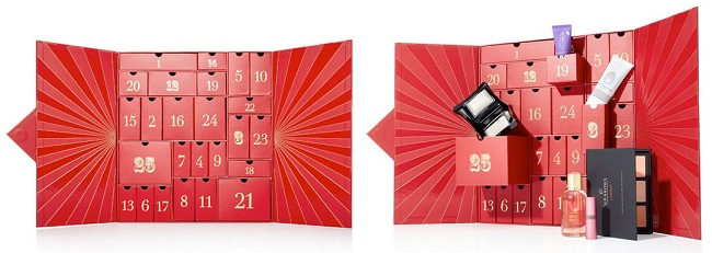 Calendario de Adviento de Belleza de Lookfantastic 2018
