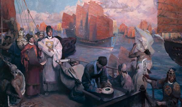Zheng He (Cheng Ho) - Chinese Explorer