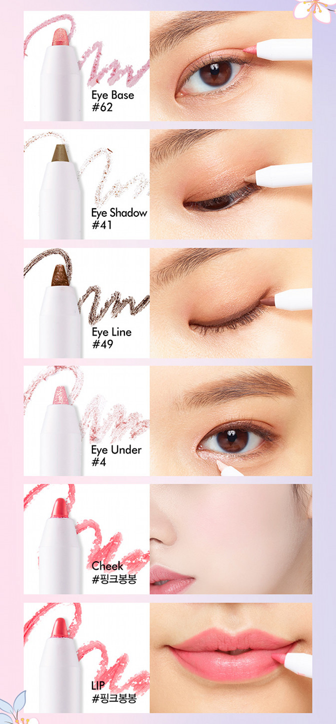 Etude House Pink Cherry Blossom Collection Memorable Days Play Color Eyes You Are Able To Purchase This At Etudehousecom Kpoptowncom And Twofacemallcom