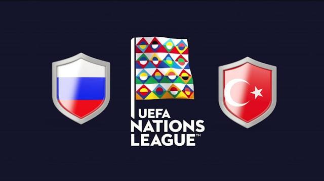 เว็บแทงบอล วิเคราะห์บอล เนชั่นส์ ลีก : ทีมชาติรัสเซีย vs ทีมชาติตุรกี