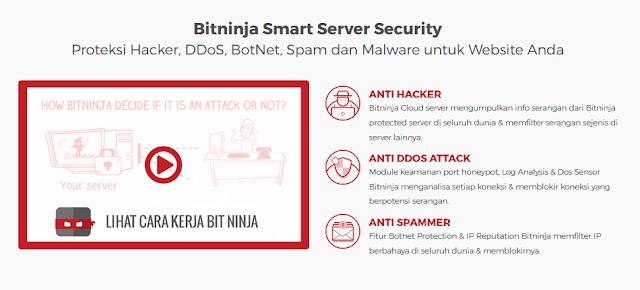 Sistem Keamanan di Web Hosting Niagahoster