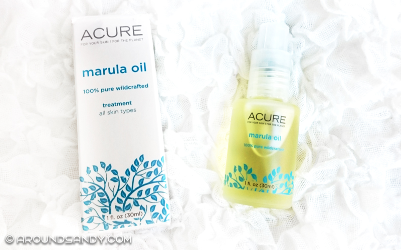aceite marula acure iherb oil