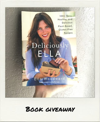 nutrition recipe book deliciously ella blog book give away online personal training