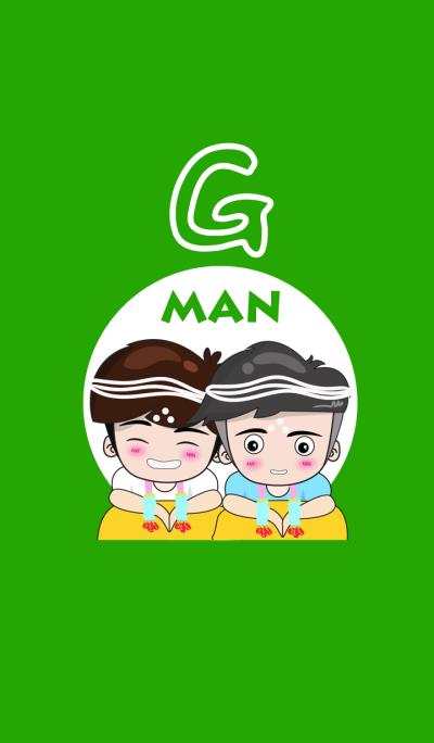 Gay Man