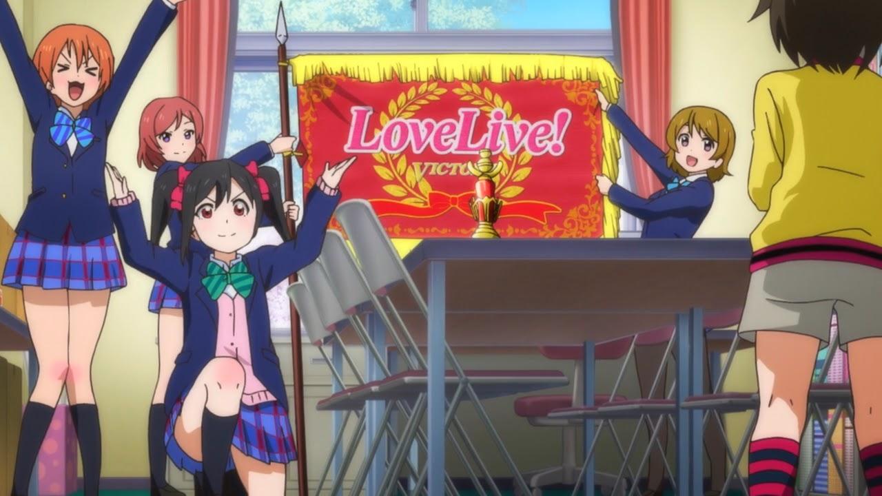 Hanners' Anime 'Blog: Love Live! School Idol Project Season 2