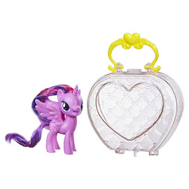 MLP On-the-Go Purse Twilight Sparkle Brushable Pony