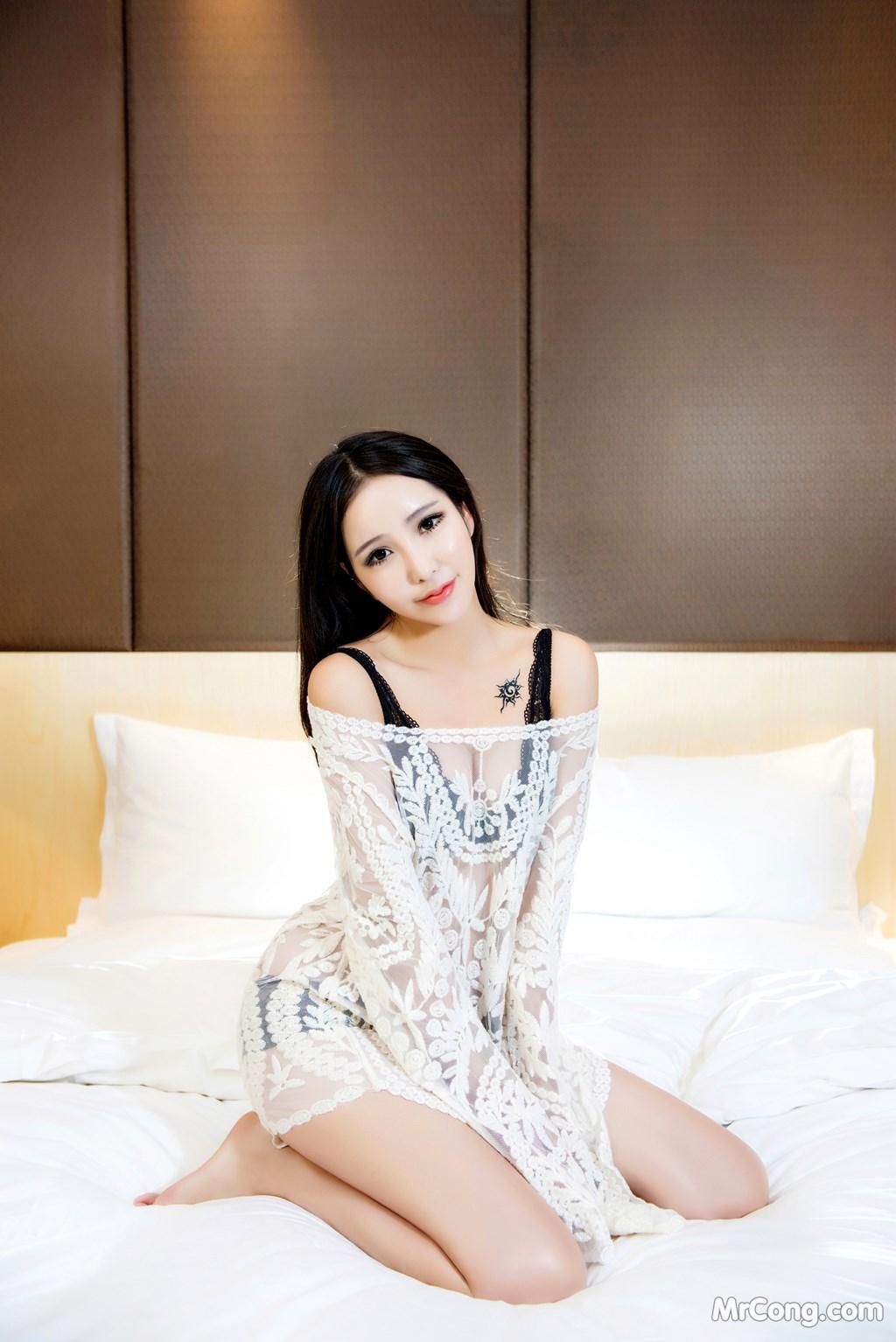 Image SLADY-2017-05-25-No.007-Yi-Xuan-MrCong.com-005 in post SLADY 2017-05-25 No.007: Người mẫu Yi Xuan (怡萱) (63 ảnh)