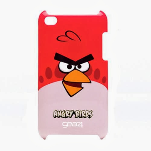 Cheap angry birds ipod touch case