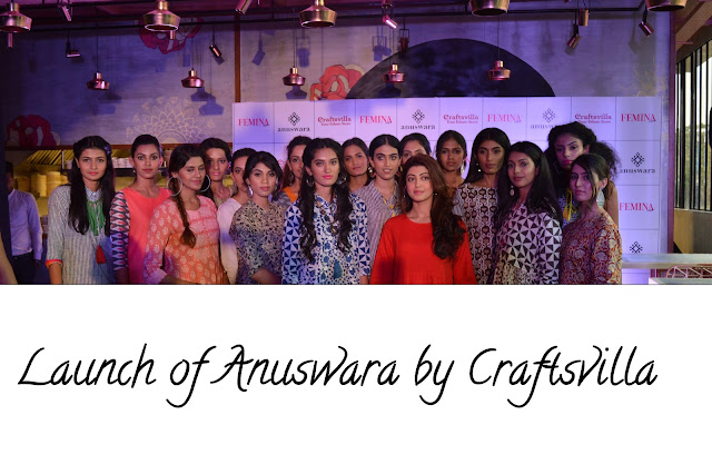 Launch of Anuswara- Craftsvilla's in house brand. image