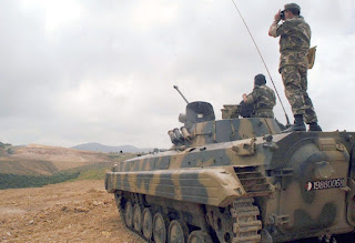 BMP-2/1M Berezhok الجزائرية  007