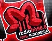MRadio FM 98.8 Surabaya 100 persen Indonesia