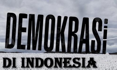Macam-Macam Demokrasi yang Pernah Berlaku di Indonesia