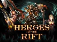 Free Download Heroes of the Rift MOD APK 1.2.0.3 Terbaru || Jungle Heat: War of Clans apk terbaru