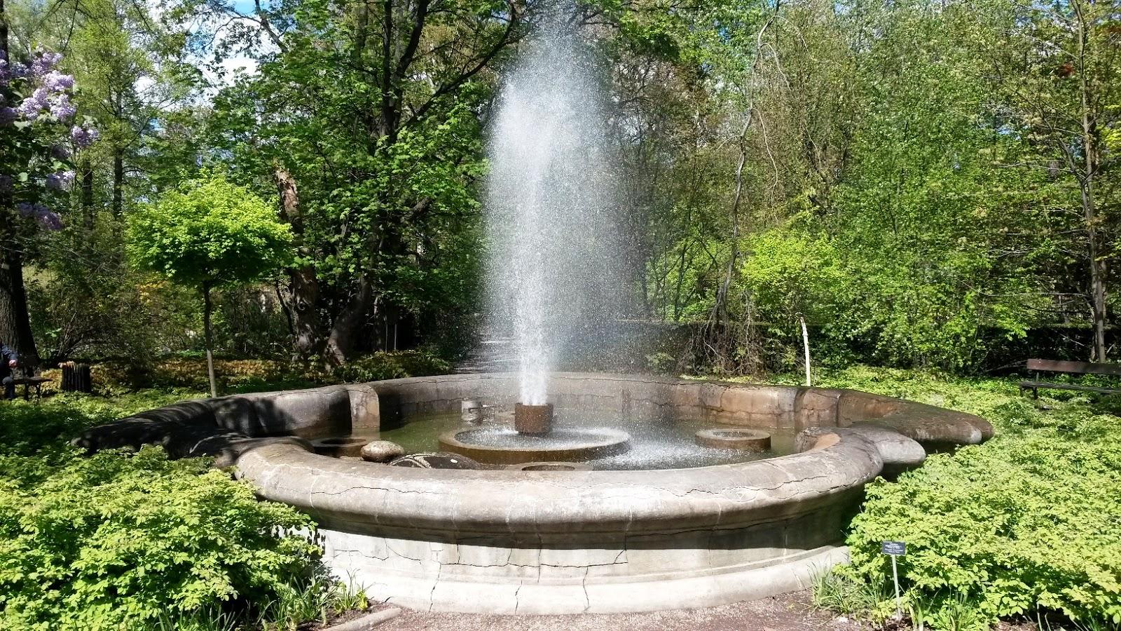 Putovanja Za Svakoga Botanicki Vrt Varsava