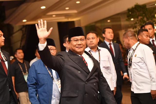 Prabowo: Kita Harus Punya Single Identity Card, Nggak Usah Banyak Kartu!