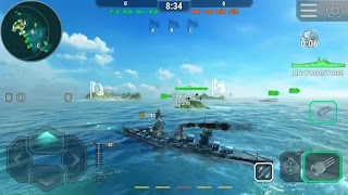Warships Universe Apk Mod