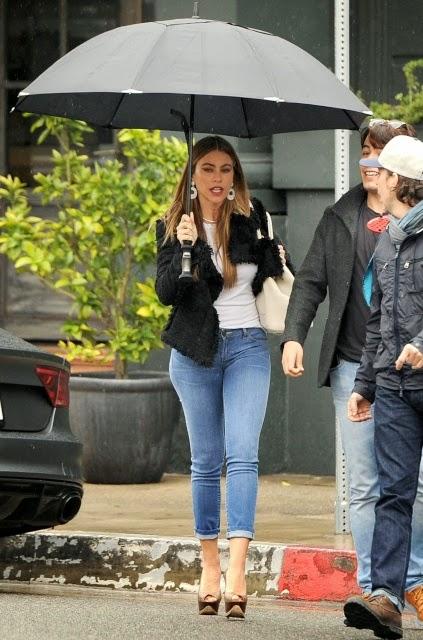 Sofia Vergara en Jeans