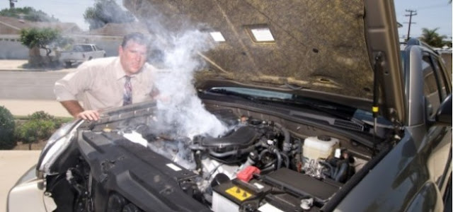 ¿Tu coche se sobrecalienta?