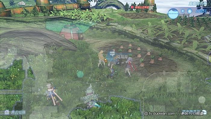 《异度之刃2》支线任务攻略:长不大的蔬菜