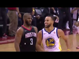 Houston Rockets Take a commanding Lead against Warriors at 3-2